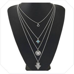 Jewelry - Beautiful Woman's Layered Necklace
